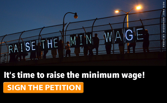 minimum wage petition