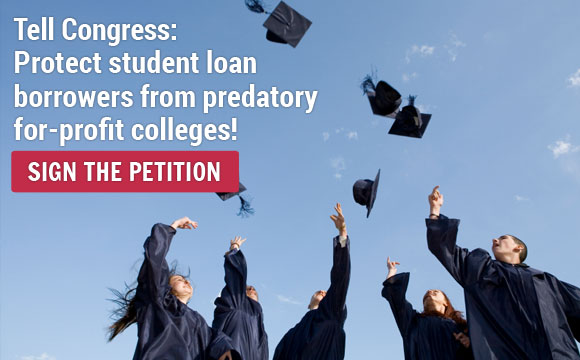 student loan petition